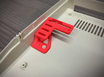 Keyboard Mounts for C64C case (universal)