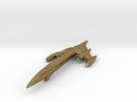 Gnomon MELROSE-7 small jet airplane toy