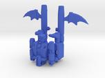 Dracula TargetMonster (5mm Transforming Weapon)