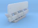 1/35 SPM-35-003 HMMWV rear cargo bumper