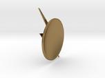 The Flash - Left Ear Bolt (TV Flash) -60mm