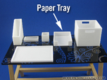 Office: Paper Tray 1:12 scale