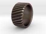 Gear Cog Fashion Ring Size 10