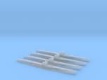 Type VIIC U-Boat 1/2400 x4