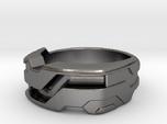 US10 Ring XXI: Tritium (Stainless Steel)
