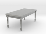 1:48 Quarter Scale French Country Dining Table 1