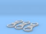 1/8 scale m2 Handcuffs