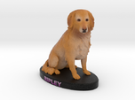Custom Dog Figurine - Ripley