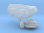 1/96 scale Smart-S Radar