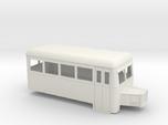 009 short single-ended railbus with bonnet