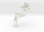 Lady sitting-011 scale 1/24 1/35