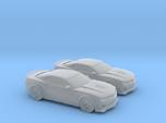 1/160 2X 2014 Chevrolet Camaro Z28