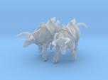 Bronze Bull Rev5 - Pose 1