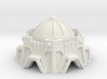 Sci-Fi Fort / Temple