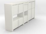 A 003 Sideboard living wall Schrank cupboard 1:87