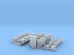 1/12 SBC Weber Intake System