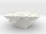 Fractal Arrangement of Cubes
