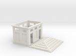 HO Scale Gabinetti - Italian Bathrooms 1:87