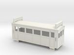 009 Drewry 4w railcar with roof radiators