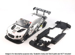S06-ST3 Chassis for Scalextric Bentley GT3 SSD/LMP