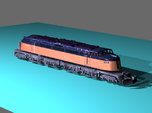 NScale EF4 Little Joe, Milwaukee Road Late with Ro