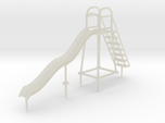 Children's Wave Slide, HO Scale (1:87)