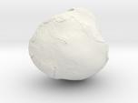 "Geoid - 1"" diameter hollow earth gravity model"