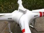 DJI Phantom - Snap Strap with Picatinny Rail