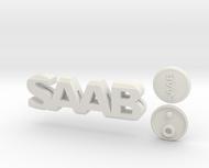 Saab Keychain Lanyard