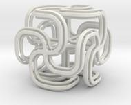 Crusty spiral cross cube