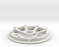 Belt disk right side 180ZHTD3M12mm 32 spokes