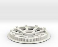 Belt disk right side 180Z HTD 3M 12mm 36 spokes