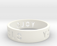 YOLO TYPE 1, Size 5 Ring Size 5