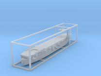 1:1200 scale model Karel Doorman 1  in Frosted Ultra Detail