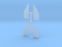 02-Ailerons in Frosted Ultra Detail