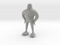 NBD Figures _ Earthbound _ Starman  in Metallic Plastic