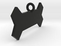 Basic Bone in Black Strong & Flexible
