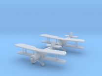 "1:200 Fairey Swordfish ""Wingman w/Torps"" in Frosted Ultra Detail"