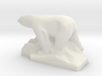 PolarBear in White Strong & Flexible