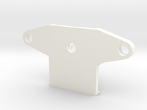 BASECLAMP21 Rev1 in White Strong & Flexible Polished