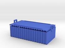 Adafruit MintyBoost Box in Blue Strong & Flexible Polished