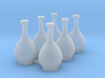 BottlesOScale01 A in Frosted Ultra Detail