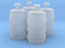 BottlesOScale01 C in Frosted Ultra Detail