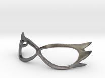 Sailor-V 1/3 scale Mask for BJD in Polished Nickel Steel
