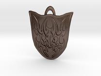 Ainmeer Crest in Matte Bronze Steel