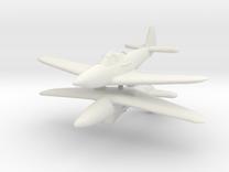 1:300 Bell XFL-1 Airabonita (x2) in White Strong & Flexible