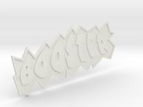 Magnetaufsatz Booster in White Strong & Flexible