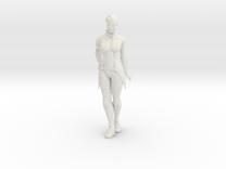 Liara T'Soni Statue in White Strong & Flexible