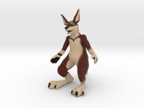Kangaroo in Full Color Sandstone