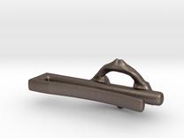 Atlas (c1) vertebra tieclip (shorter) in Stainless Steel